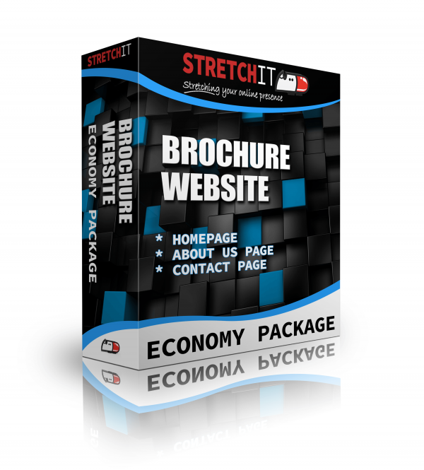 Economy Package Brochure Website