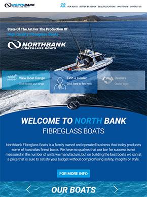 Northbank - New, Responsive Site