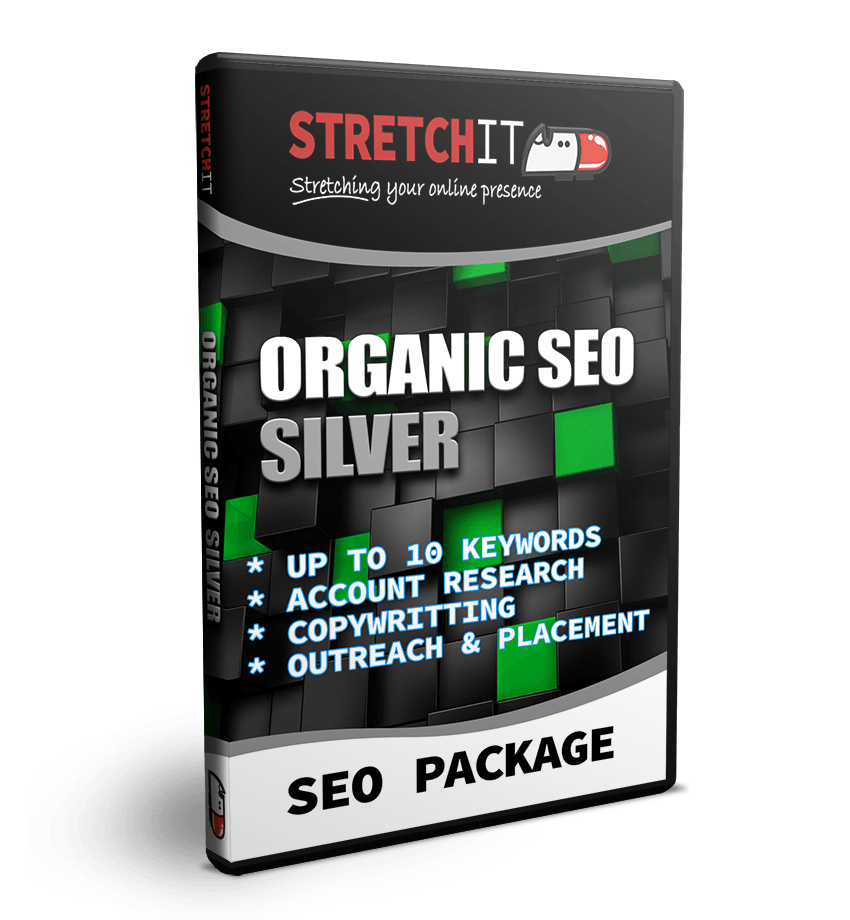 Organic SEO Package Silver