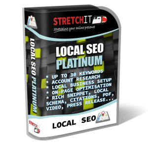 Aggressive Local SEO Package Platinum