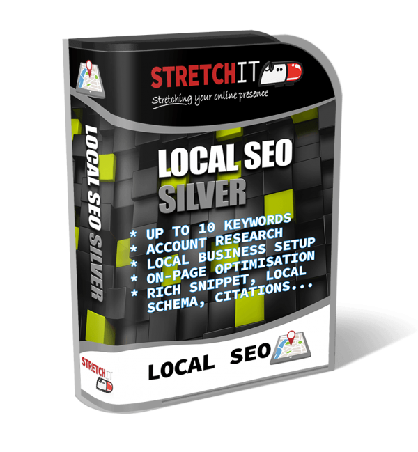 Local SEO Package Silver - Influence Local Buyers