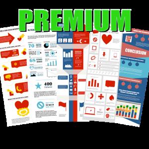 Premium Infographics